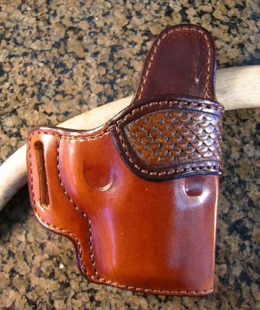 hand tooled leather holsters, concealed carry holsters