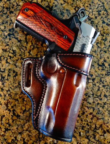 best 1911 leather holsters