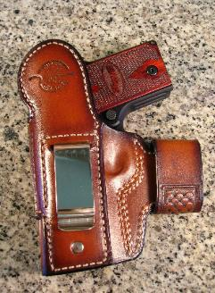 concealment holsters, custom holsters