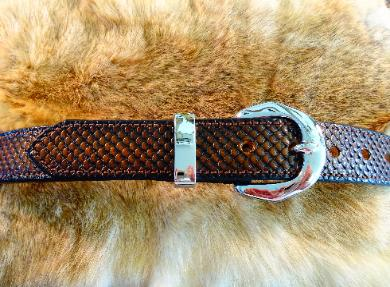custom gun belts