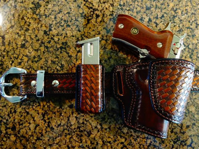 professional gunleather holsters