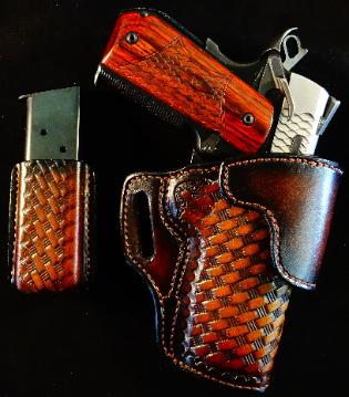 1911 holsters set, concealment holsters