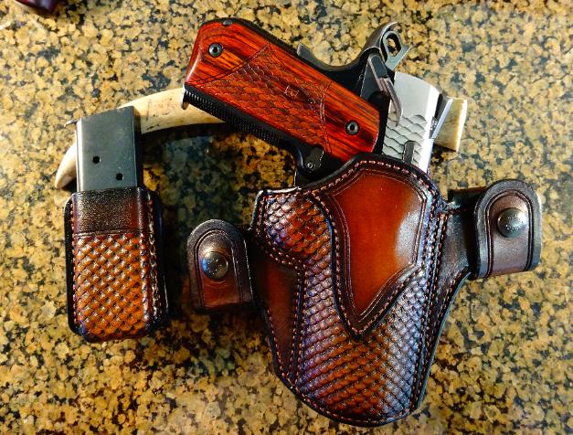 Professional concealed carry holsters