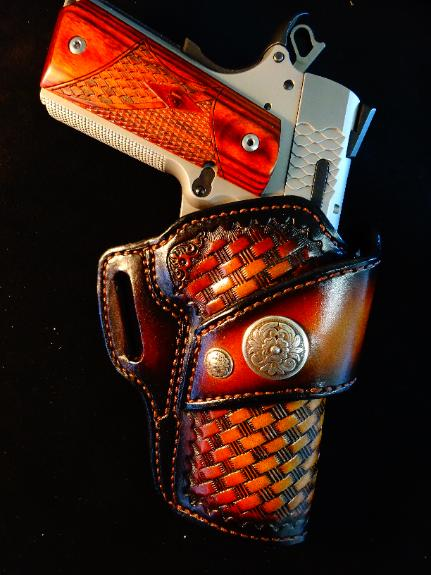 best professional gunleather, 1911 holsters