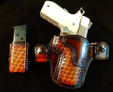best custom concealed carry holsters