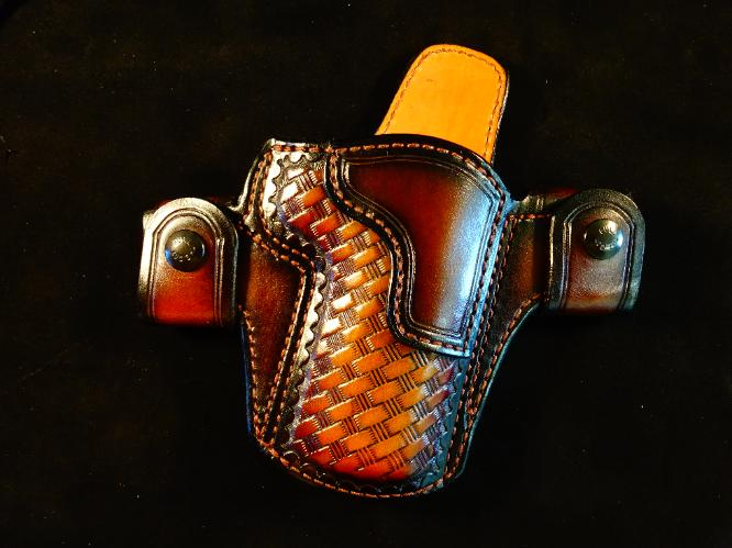 best handcrafted, custom concealed carry holster