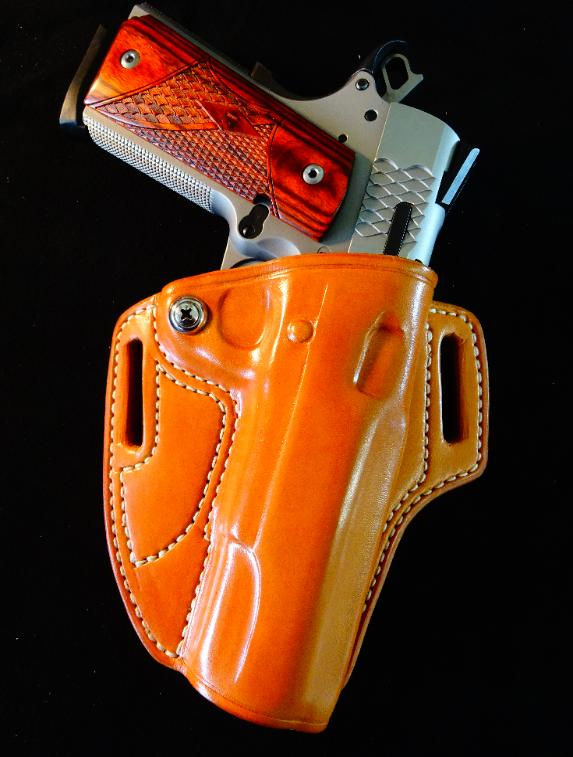 best custom leather holsters