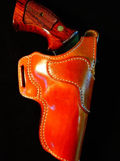 best custom leather holsters for revolvers