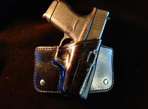 Quick detach Holsters, Concealment holster