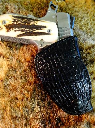 alligator leather holsters