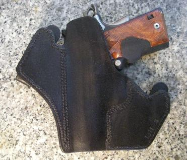 most comfortable IWB holsters