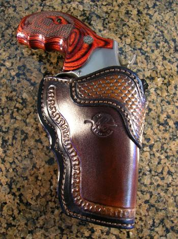 fancy leather holsters for concealed carry