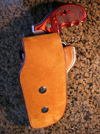 leather lined holsters