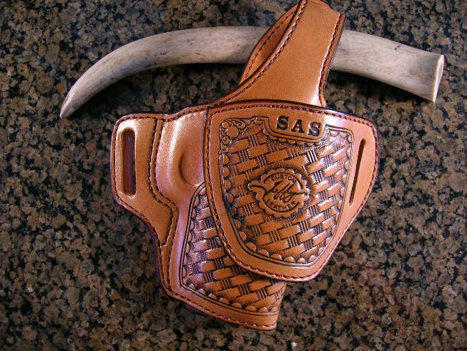personalized leather concealment holsters