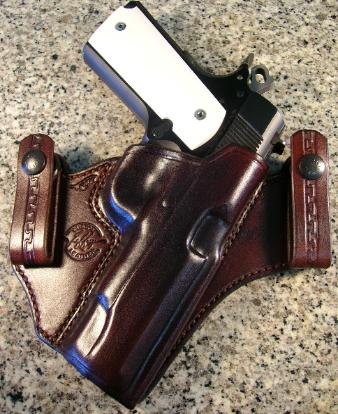 Best inside the waistband holster, IWB holsters