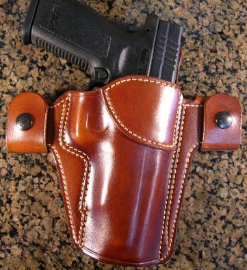 custom concealed carry holster, OWB