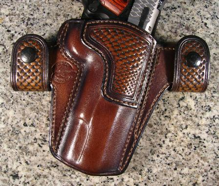 fancy leather holsters, concealed carry holsters