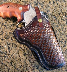 custom holsters for hunting