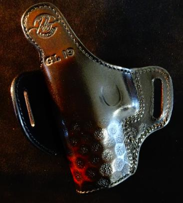 professional gun leather concealment holsters